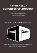 15th Benelux Congress of Zoology