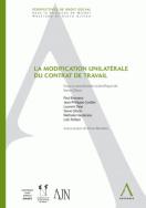 La modification unilatérale du contrat de travail