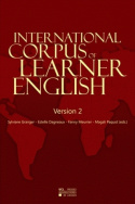 International Corpus of Learner English V2 (Handbook + CD-ROM)-Multiple-users (2-10)