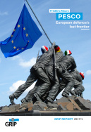 PESCO : European defence's last frontier