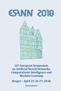 ESANN 2018 - Proceedings