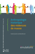 Émulations n° 12 : Anthropologie historique des violences de masse