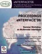 Proceedings eNTERFACE 2006