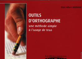 Outils d'orthographe 1