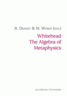 Whitehead: The Algebra of Metaphysics
