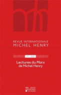 Revue internationale Michel Henry n°1 - 2010