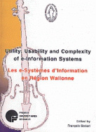 Utility, Usability and Complexity of e-Information Systems