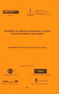 Poverty in medium and small cities of developing countries