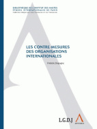 Les contre-mesures des organisations internationales