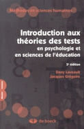 Introduction aux théories des tests