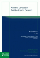 Modeling Contractual Relationships in Transport