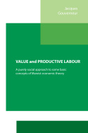 VALUE and PRODUCTIVE LABOUR