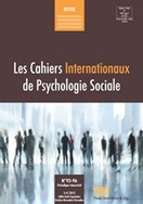 Les Cahiers Internationaux de Psychologie Sociale CIPS 95 & 96