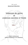 Violences de genre, violences sexistes à l'école