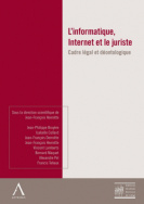 L'informatique, Internet et le juriste