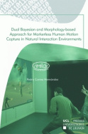 Dual Bayesian and Morphology-based Approach for Markerless Human Motion Capture in Natural Interaction Environments