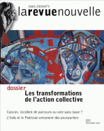 Les transformations de l'action collective