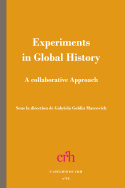 Experiments in Global History : A collaborative approach