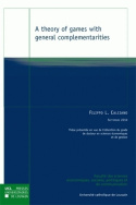 A Theory of games with general complementarities