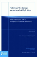 Modeling of the damage mechanisms in AlMgSi alloys