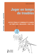 Juger en temps de troubles