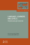 Language, Learners and Levels