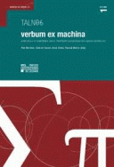 Verbum ex machina (TALN vol. 1)